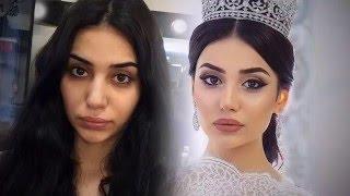 Смотреть видео варианты макияжа для серых глаз