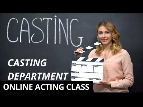 BOLLYWOOD &  ACTING - Casting Department