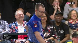 PBA Bowling Players Championship 02 17 2019 (HD)