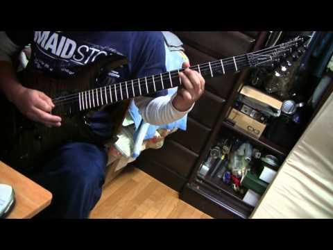 Judas Priest / Exciter(Guitar Cover)