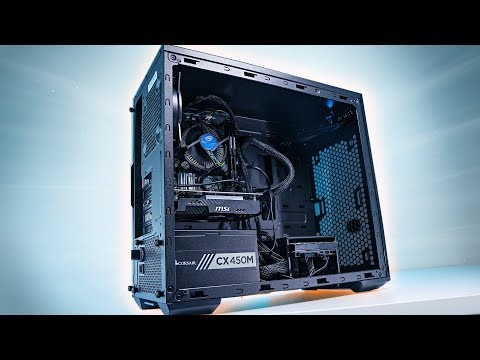 A $500 Gaming PC Build in 2018..