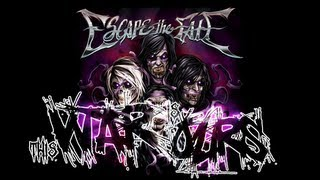 This War is Ours (The Guillotine II) - Escape the Fate | Lyrics + HD