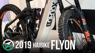 2019 Haibike Flyon Closer Look  | EMTB Forums | NDURO 8.0 thumbnail