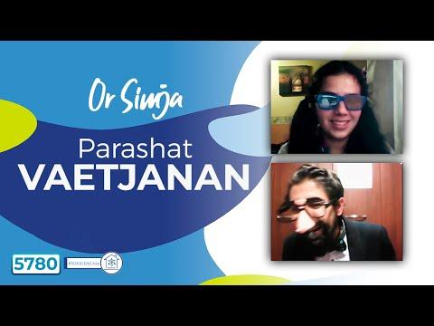 Or Simja de Yovel comparte Parashat #Vaetjanan para niños