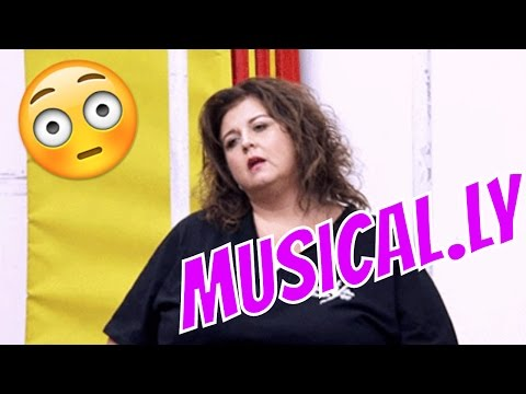 Dance Moms - The First Musical.ly Video of Abby Lee Miller 2017