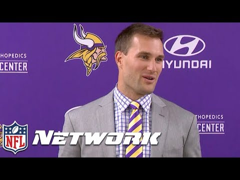 "Kirk Cousins, ""It's been a two and a half year process,"" on Being the Highest Paid  Player 