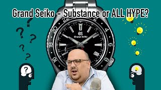 Grand Seiko Review - All Hype and No Substance? Better Than My Rolex ?