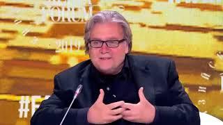 Stephen K  Bannon at the XVI EURASIAN MEDIA FORUM