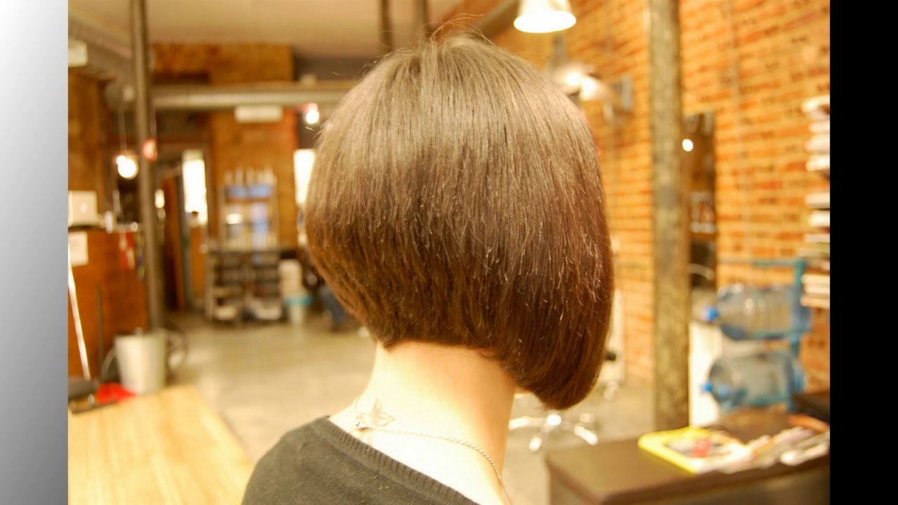 Bob haircuts back view - Bob Haircuts Back View 46