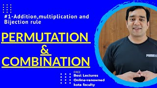 #1 Permutation And Combination IIT JEE Mathematics