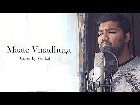 Maate Vinadhuga   Cover   Venkat   Taxiwaala Movie   Vijay Deverakonda   Sid Sriram