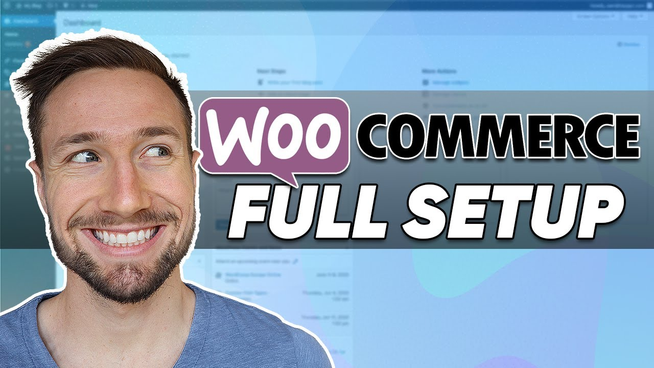 How to Install WooCommerce in Wordpress - Easy Full Setup Tutorial