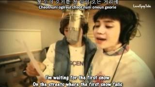 Yoseob & Daniel - First Snow And First Kiss MV [English subs + Romanization + Hangul] MP3