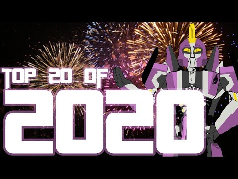 #TF20of2020 Kit Reviews: Top 20 Transformers of 2020! by Kit Katastrophe