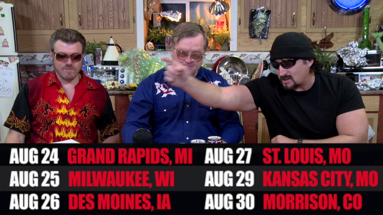 Trailer Park Boys Live Tour