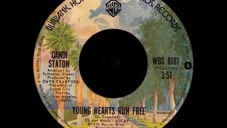 Candi Staton ~ Young Hearts Run Free To Me 1976 Disco Purrfection Mashup