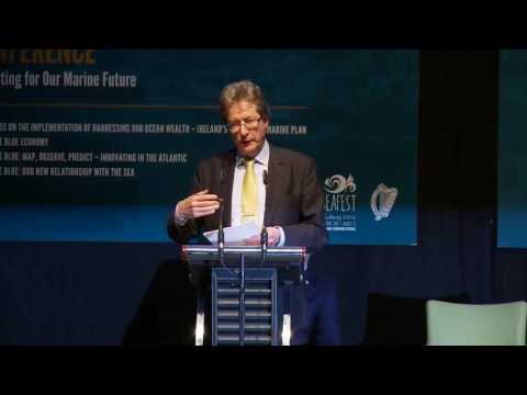 Opening of HOOW 2016 and the launch of the Smartbay Subsea Cabled Observatory
