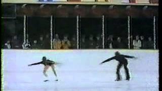 Irina Rodnina & Alexander Zaitsev - 1976 Olympics - Short Program