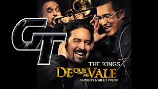 De que me vale [Oficial] - Gaitanes feat. Willie Colon ®