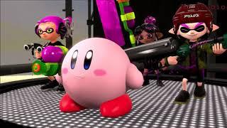 【Splatoon SFM】 Tower Control with Kirby
