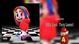 Baixar Alvin | cover | new song 6ix9ine | alvin and the chipmunks sing kika | dummy boy
