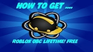 How to get Free OBC on ROBLOX 2016/17 | [Patched]
