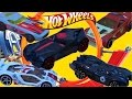 STAR WARS THE FORCE AWAKENS KYLO REN DARTH VADER CARS HOT WHEELS TRACK SUPER LOOP RACETRACK