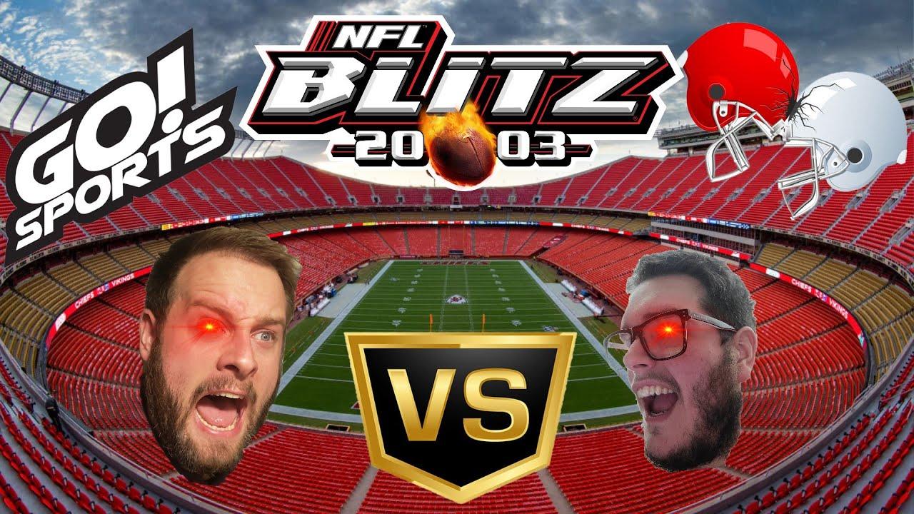 Download Unstoppable Blitz!!  🙌🏈  NFL Blitz 2003