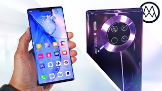 Huawei Mate 30 Pro is SO good it hurts.