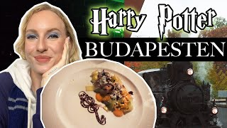HARRY POTTERES PROGRAMOK BUDAPESTEN🧹🔮✨
