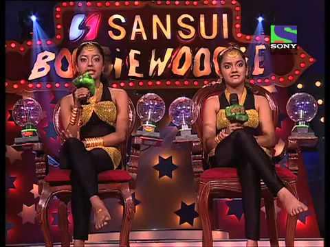 Divya   Ashwini dances on 'Teri Deewani'   Boogie...