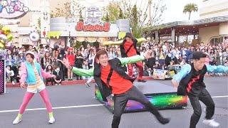2016/04/24 ラス回 ユニバーサルスタジオジャパン15周年を記念して開始...