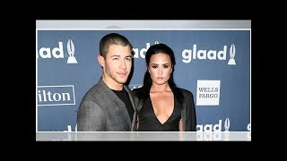 Demi Lovato Reportedly Heartbroken That She Wasn't Invited To Nick Jonas' Wedding, Per 'Us Weekly'