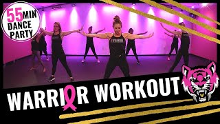 Breast Cancer Awareness Class: 55-min SHiNE Dance Fitness™ WARRIOR Workout!
