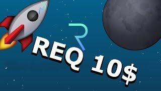 Will Request Network | REQ reach 10$ in 2018? - Analysis