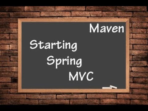 Spring MVC Hello World using Maven in Eclipse