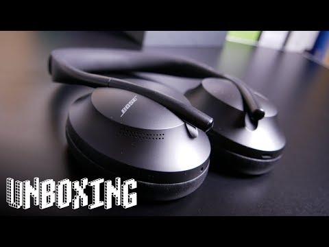 Unboxing - Bose NC Headphones 700 - Der neue ANC Kopfhörer von Bose #BoseHeadphones