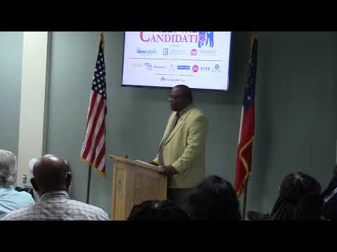 JD Rice - Valdosta Mayoral Candiate