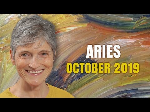Aries October 2019 Astrology Horoscope Forecast