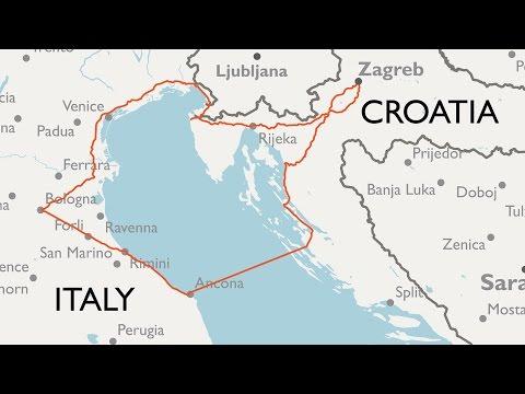 Bicycle Tour 2015 (Croatia - Italia)