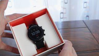 Die Smartwatch für Jedermann? Fossil Q Explorist HR (Gen. 4) - Unbo...