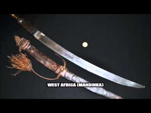 African Swords and African Weapons