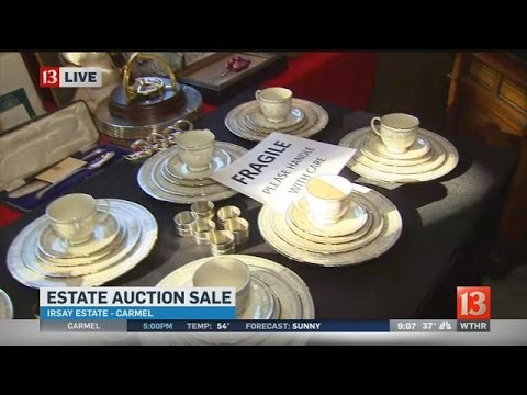 Nancy Irsay estate sale
