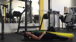 Baixar Faixa Elástica - Exercícios para Perna