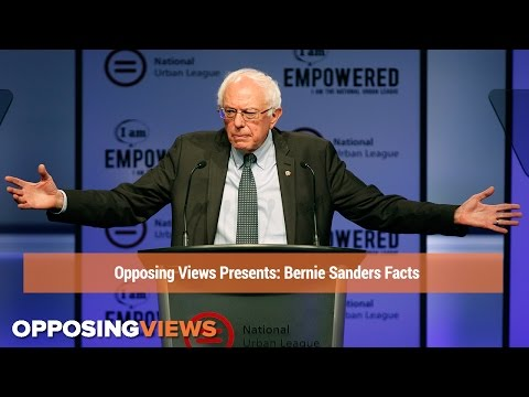 Opposing Views Presents: 14 Facts You Should Know About Bernie Sanders