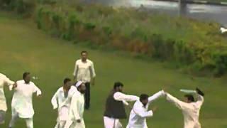 Fighting pakistani muslims in dubai persented by khalid Qadiani.flv