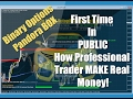 Binary Options Pandora BOX, First Time in Public ~How Professional Trader Make Real Money!