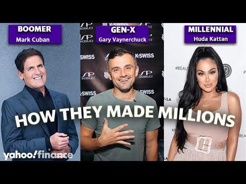 Mark Cuban, Gary Vaynerchuk And Huda Kattan Reveal How They Took Their Ideas And Made Millions