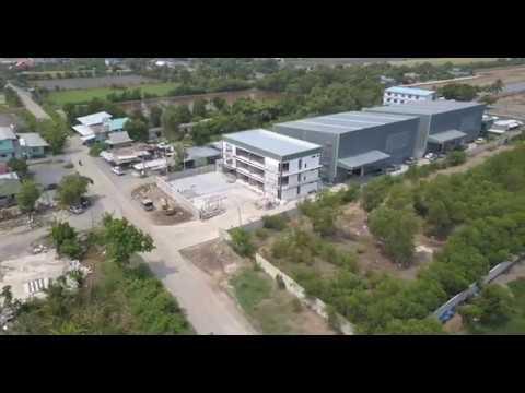 โครงการก่อสร้าง อาคารสำนักงาน และโกดัง SP24