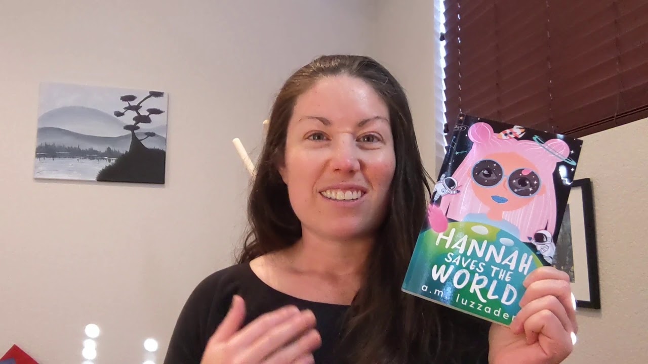 Video Review of Hannah Saves the World